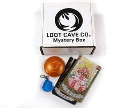 Loot Cave Co Mystery Gift Box- FFXIV Gift, Mario Gift, Zelda Gift, Anime Gift