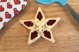 Kingdom Hearts Wayfinder Linzer Tart Cookie Cutter - Kingdom Hearts - LootCaveCo