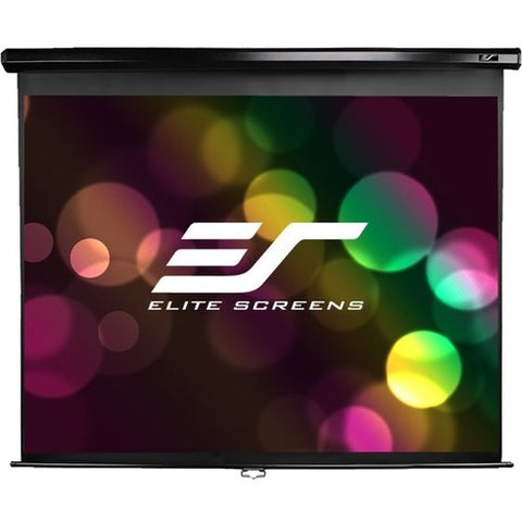 Elite Screens Manual B M99UWS1 Projection Screen M99UWS1