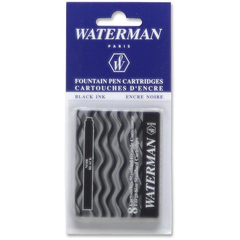 Waterman Fountain Pen Cartridge 52022W