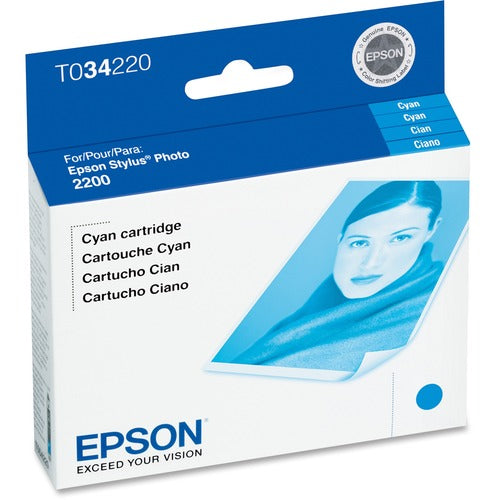 Epson Stylus Photo 2200 Ink Cartridges T034220