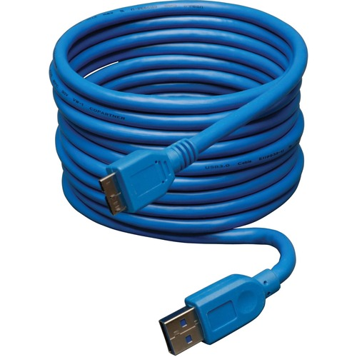 Tripp Lite U326-010 Super Speed USB Cable Adapter U326-010