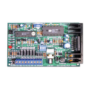 ELK 120 Recordable Voice/Siren Module ELK-120