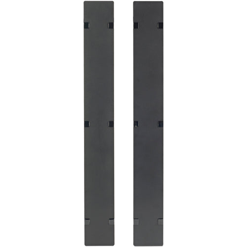 APC by Schneider Electric Hinged Covers for NetShelter SX 750mm Wide 45U Vertical Cable Manager (Qty 2) AR7586