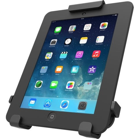 Compulocks Tablet Rugged Case Holder - Locking Stand for iPads and Tablets in Rugged Cases 820BRCH