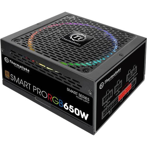 Thermaltake Smart Pro RGB 650W Bronze Fully Modular PS-SPR-0650FPCBUS-R