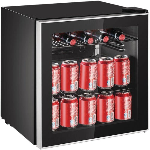 Royal Sovereign Beverage and Breakfast Bar Cooler RMF-BC-46SS