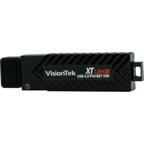 VisionTek 120GB XT USB 3.0 Pocket SSD 901238