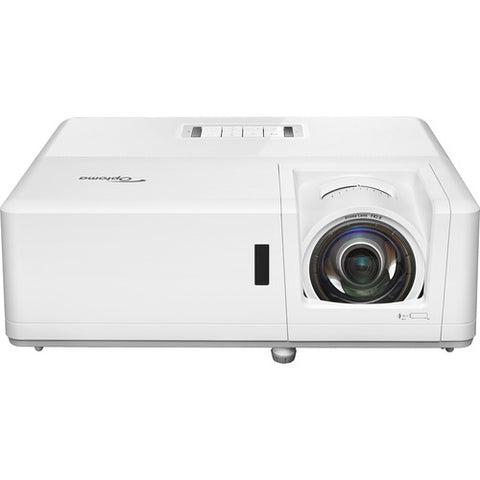 Optoma Compact High Brightness Short Throw Laser Projector ZH406ST