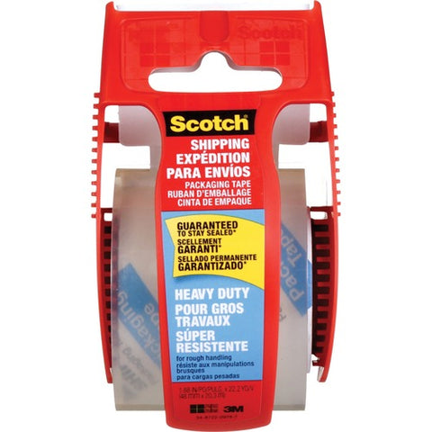 Scotch Super Strength Packaging Tape 142ESF
