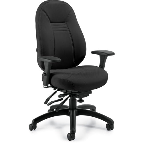 "Global ObusForme 44"" Multi-tier Chair 12413TC74B"