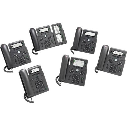 Cisco 6871 IP Phone CP-6871-3PCC-K9=