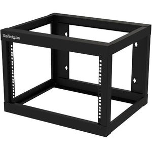 StarTech.com 6U Wall-Mount Rack - Open Frame - 18 in. Deep RK619WALLO