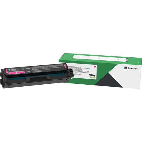 Lexmark Magenta Extra High Yield Return Program Print Cartridge C341XM0