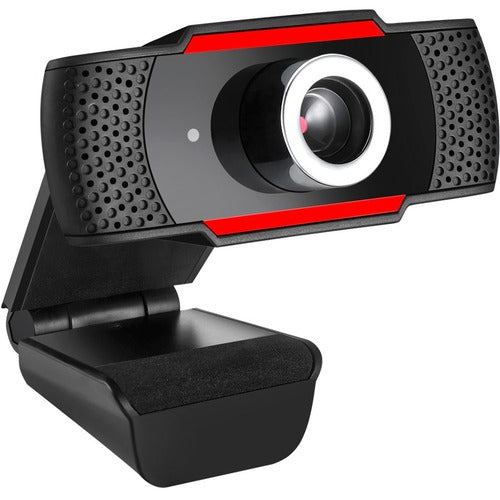 Adesso CyberTrack H3 - 720P HD USB Webcam with Built-in Microphone CYBERTRACKH3