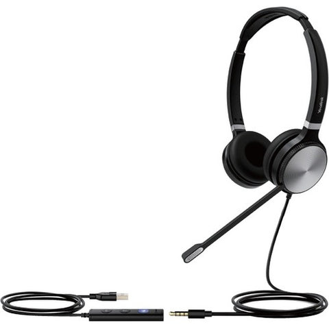 Yealink USB Wired Headset UH36DUALTEAMS