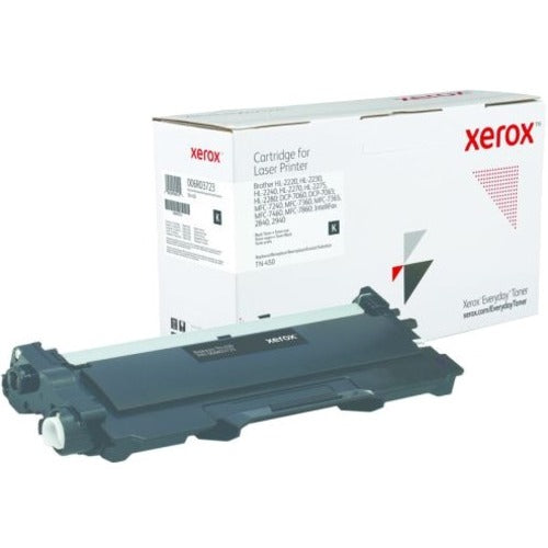 Xerox Black Standard Yield Everyday Toner from Xerox, replacement for Brother TN-450 006R03723