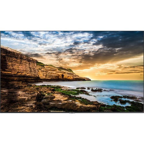 "Samsung QET Series 50"" QE50T - Direct-Lit 4K Crystal UHD LED Display for Business LH50QETELGCXGO"