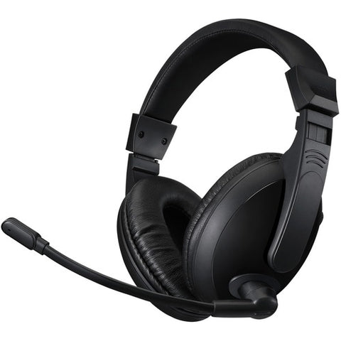 Adesso Xtream H5U Stereo USB Multimedia Headphone/Headset with Microphone Xtream H5U