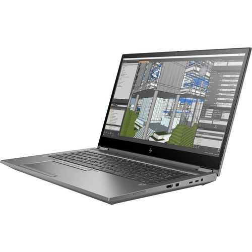 HP ZBook Fury 15 G7 Mobile Workstation 2B0M2UT#ABL