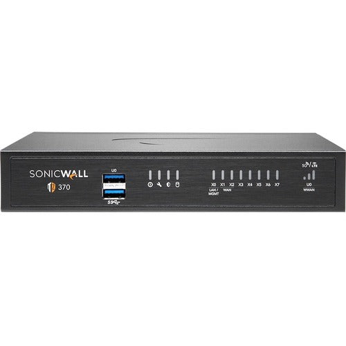 SonicWall TZ370 Network Security/Firewall Appliance 02-SSC-6817