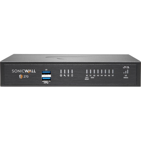 SonicWall TZ270 Network Security/Firewall Appliance 02-SSC-6845