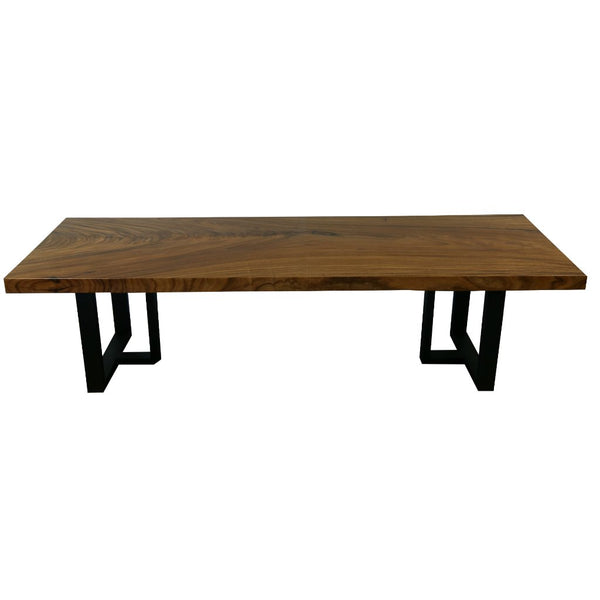 acacia wood dining table with t 2