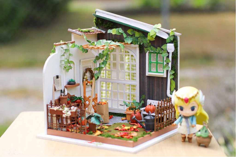 "Is it a ""dollhouse"" or a ""diorama"" or a ""miniature house""?"