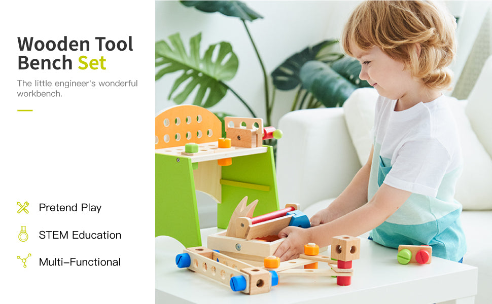 Robotime educational kids playset
