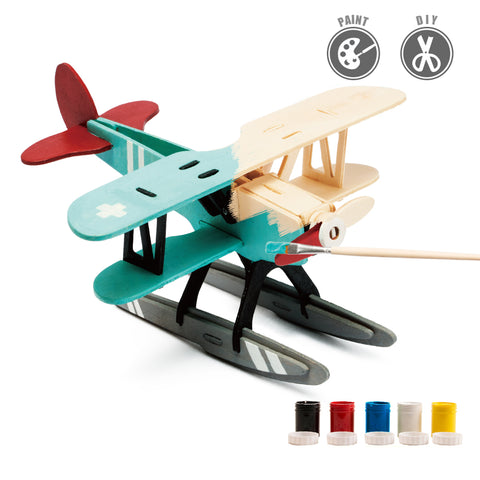 3D Painting Puzzle HC260 Hydroplane