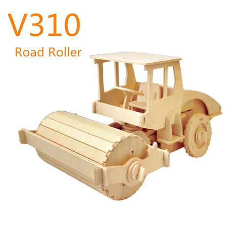 R/C Vehicles-Construction Road Roller V310