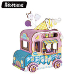 Robotime New Arrival Music box - Dream Series - Moving Flavor AMD61