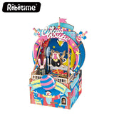 Robotime New Arrival Music box - Dream Series - Amusement Park AMD41