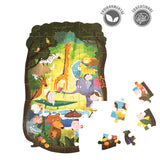 Jigsaw Puzzle 48 PCS - Wonderful Forest Adventure - YX001