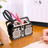 Robotime DIY DESK ORGANIZER Music Time TG11 Penholder