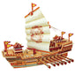 Ancient Ship-BA504S Ancient Chinese Warship