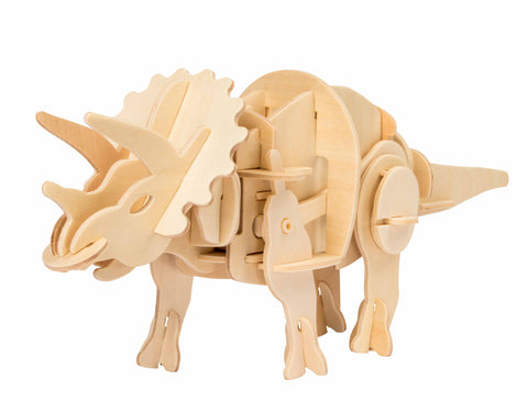 Robotic Dinosaurs - Power Control Triceratops D430S