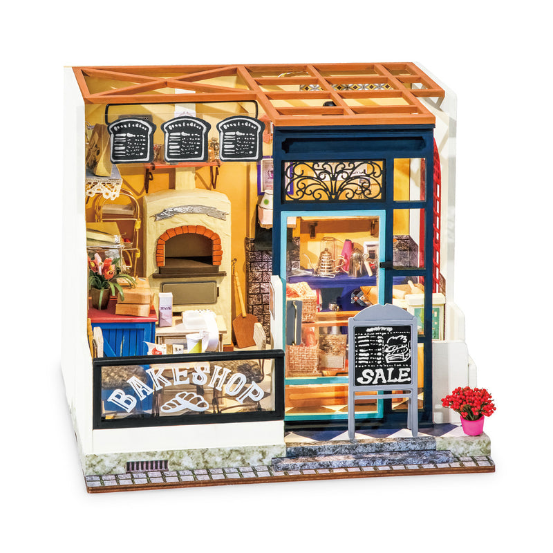 Nancy's Bake Shop DG143 Bakery Store Miniature