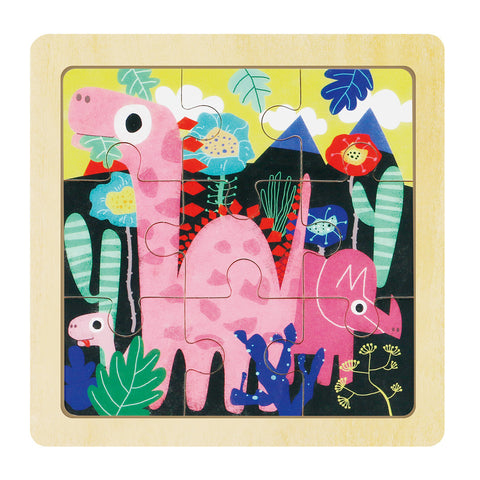 Jigsaw Puzzle-Dinosaur Baby DY906