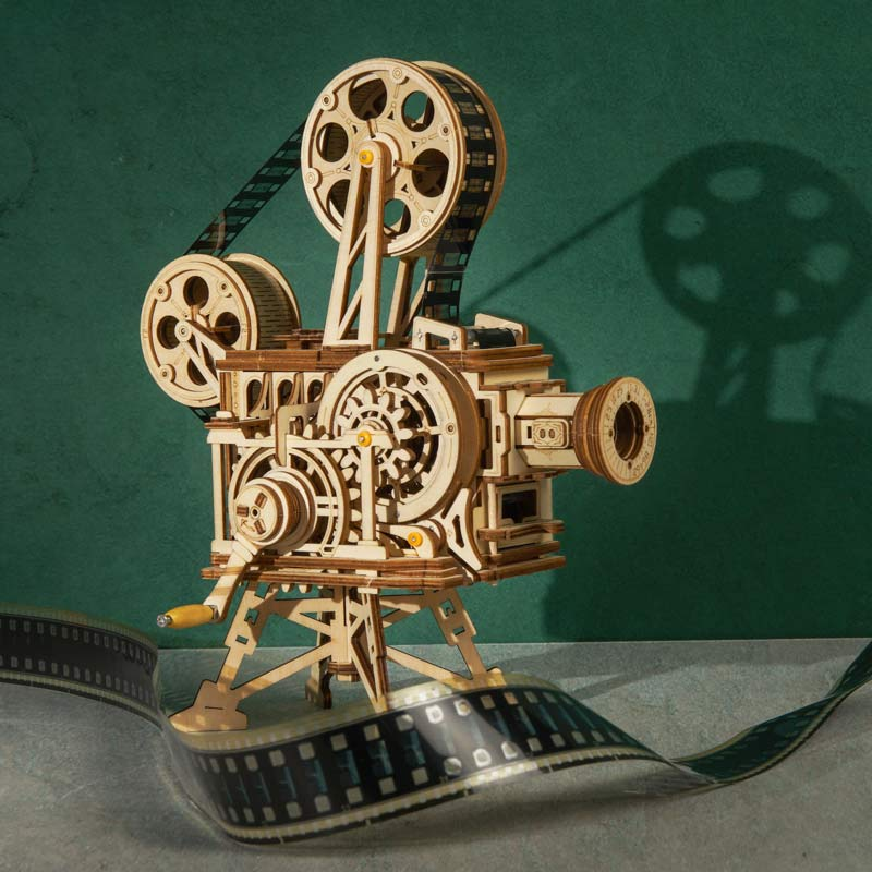 Vitascope LK601 Mechanical Movie Projector Kit