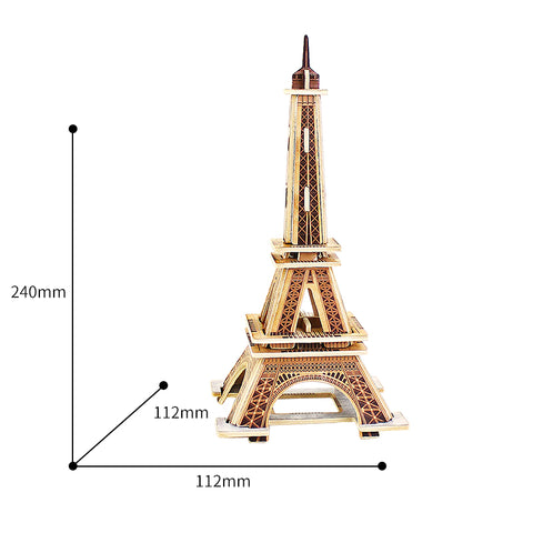 Mini World's Great Architecture - Eiffel Tower MJ201