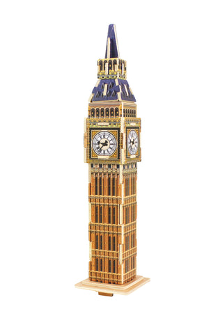 Mini World's Great Architecture - Big Ben MJ204