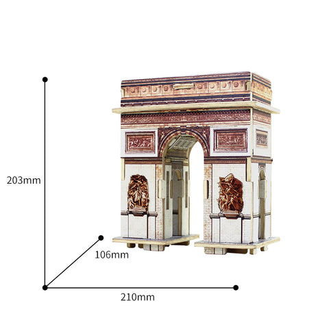 Mini World's Great Architecture - Triumphal Arch MJ205
