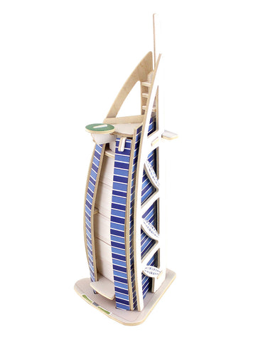 Mini World's Great Architecuture - Burj Al Arab MJ207