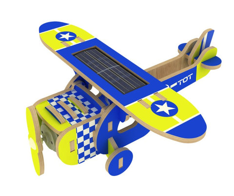 Solar Energy Drived - Colorful Paper Coating - Monoplane P210S
