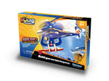 Solar Energy Drived - Colorful Paper Coating - Helicopter-B P240S