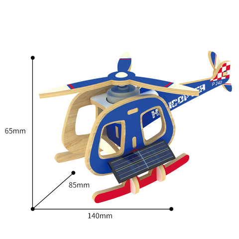 Solar Energy Drived Helicopter-B P240S