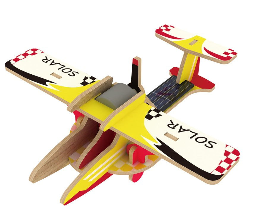 Solar Energy Drived - Colorful Paper Coating - Agricultural Airplane P260S