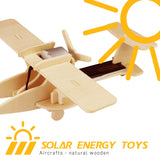 Solar Energy Drived - Natural Wooden Aircrafts - Agricultural Airplane P260