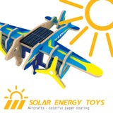 Solar Energy Drived - Colorful Paper Coating - Bomber P330S